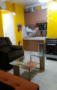 NEW- 1 BEDROOM CONDO WITH PATIO AMERICAN OWNER - Manila - Condominium