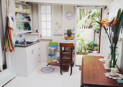 Secluded Shabby Chic Beach Shack - Tugun