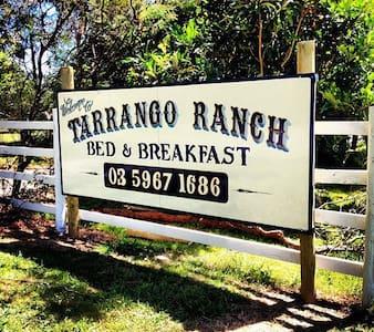 Tarrango Ranch Bed & Breakfast - Yarra Junction