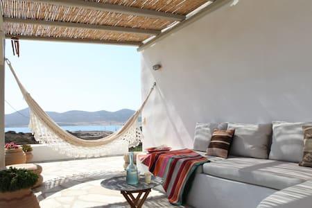 Boho chic cycladic villa Antiparos - Agios Georgios - Villa