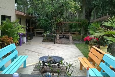 Exotic Peaceful Paradise Beach Home,  St Augustine - Ponte Vedra Beach - 一軒家