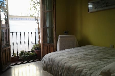 Lovely double room Sevilla centre - Siviglia - Bed & Breakfast