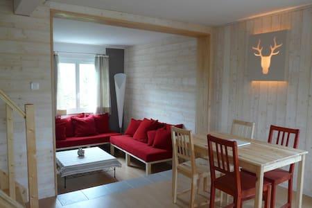 Grand gîte de charme! (2 à 12 pers) - Saint-Gildas-de-Rhuys - Appartement