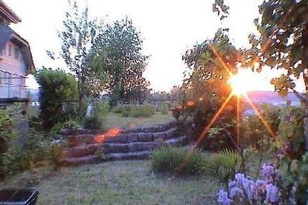 Ruhige Einzimmer - Gartenwohnung - Apartamento