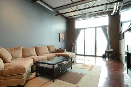 Modern Chic Royal Oak Apartment