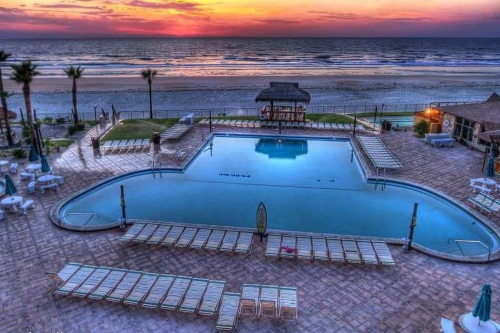 Daytona Beach Oceanfront Apartments