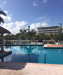 HotelZone /Great location/near everything - Cancún - Loft