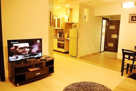 """Ультрасовременный """"СуперЛюкс"""" с видом на город! - Apartment"""