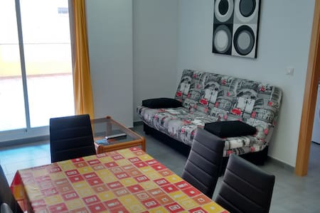 Apartment with large terrace. - Wohnung