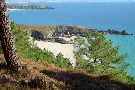 Presqu'île Crozon : Maison familiale - Telgruc-sur-Mer