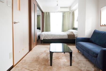 2. Asakusa Sta. 1min walk! 5ppl OK! mobile Wi-Fi! - Taitō-ku - Apartment