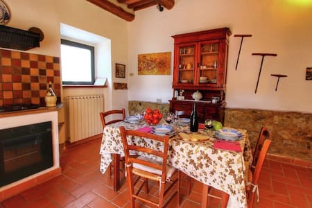 Salcio - Holiday Home in Val d'Orcia - Apartment