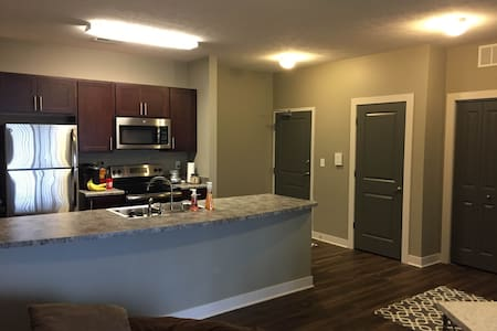 Quiet Brand New Apartment - Sioux City