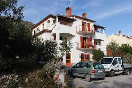 Studio flat with balcony and sea view Ravni, Labin (AS-7450-a) - Annat