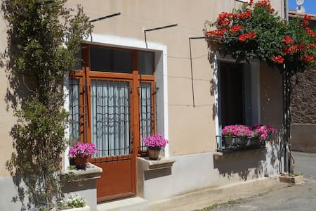 one bedroom village apartment in Caunes Minervois - Apartemen