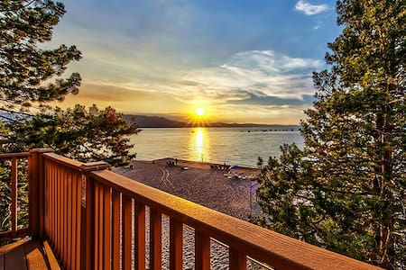 Cozy 1 bedroom by Lake and Ski Resort - South Lake Tahoe