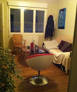Appartement cosy en plein centre !