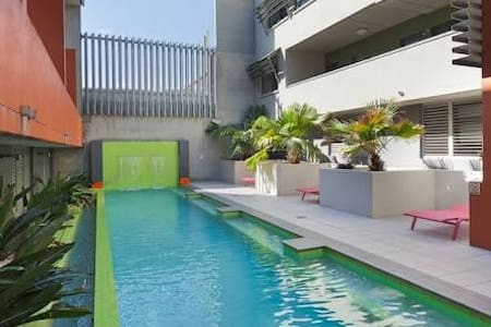 Single room to rent great location - Fortitude Valley - Appartement