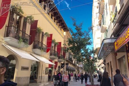 AMAZING OLD TOWN CENTER ! - Palma di Maiorca