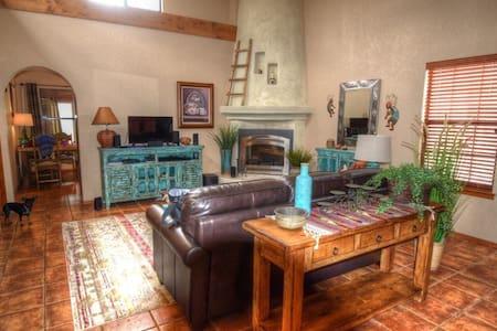 Darling Southwest style casita - Las Cruces - Haus