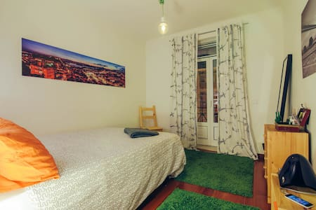 Cool room in the heart of Lisbon - Lisboa - Apartment