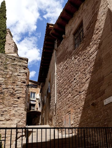 Gothic Palace XIV Century, Cardona - Castle