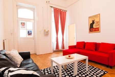 ROOM in Budapest V. - Apartemen