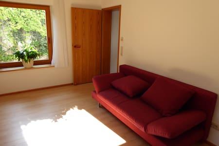 Ruhiges Apartment mit Gartenblick - Veitshöchheim - Hus