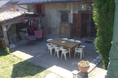 maison de village alberville - Ev