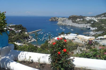 seaview appartment with terrace - Ponza - Apartment