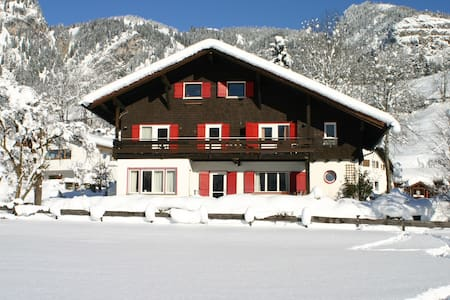 Skifahren Alpen Wellness - Bad Hindelang - Hus