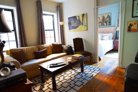 Spacious, Spotless 1Bd- BK Heights!
