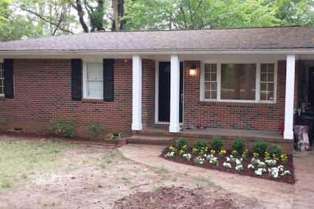 Cozy 2BD in East Atlanta Village