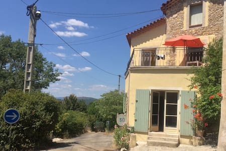Authentic house in the Cevennes - Casa