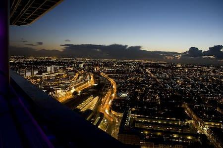 Amazing Apartment on 39th floor 771 - Den Haag