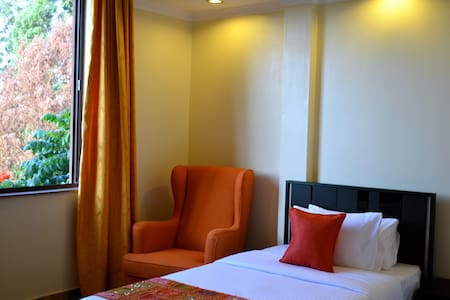 Gigiri Express Hotel Single Room - Szoba reggelivel