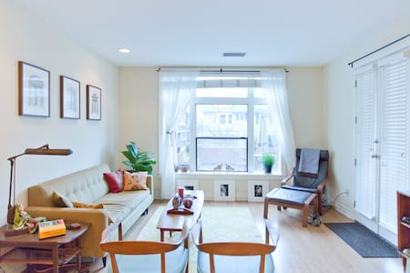 Modern 1BD in Perfect NW Location