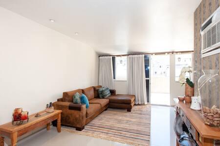 Suite em Cobertura para uma pessoa