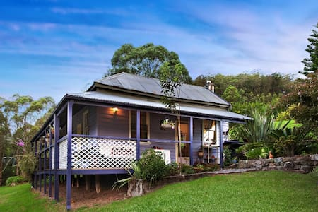 Charlies Cottage in Yarramalong - Ravensdale
