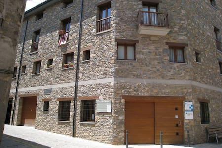 Casa unifamiliar poble, 8 persones - Borredà - House