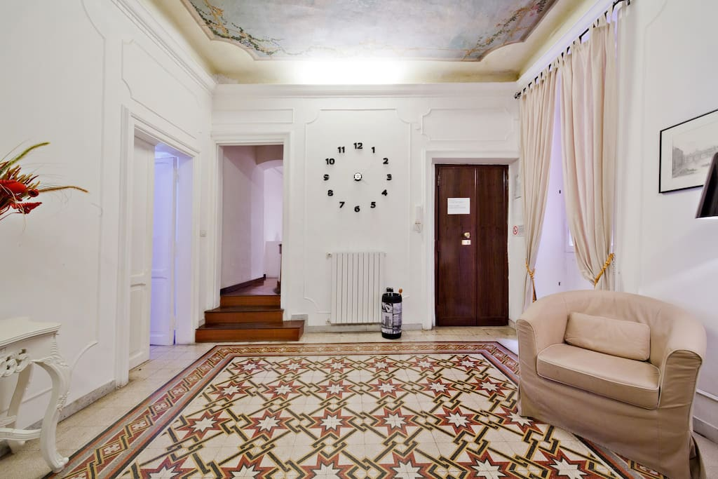 Calisto6 B&B in the heart of Rome