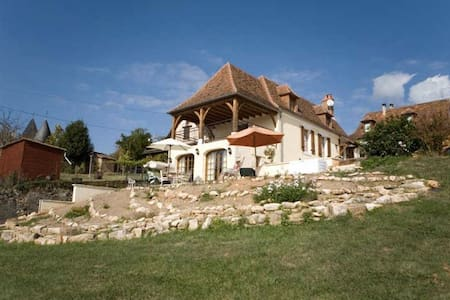 Traditional French House - Saint-Jory-las-Bloux