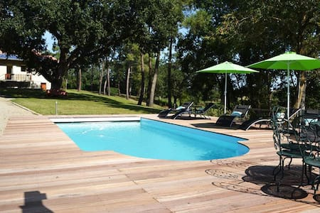Relax in the French countryside . - Verteuil-d'Agenais - Haus