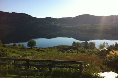 Beautifull pearl, near Bergen - Bergen - Casa