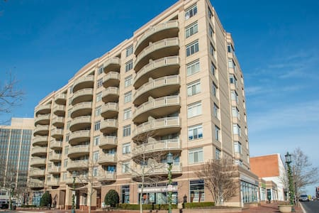 1 Br 1Ba Apt in Heart of Bethesda
