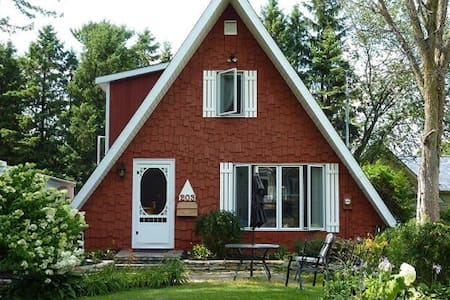 Adorable Red House - Byt