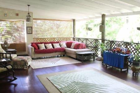 Private Room in the Hummingbird Apt - Bridgetown - Bed & Breakfast