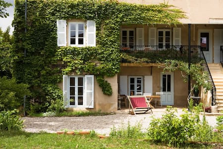 Apartment in 18th vineyard mansion - Daire
