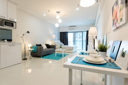 CozyStudio1, KLCC, KL Tower View - Lägenhet