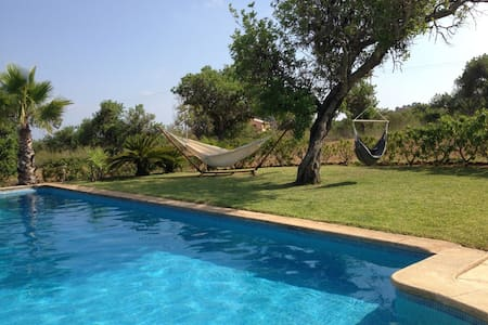 Delightful Country House with Pool - Felanitx - Villa